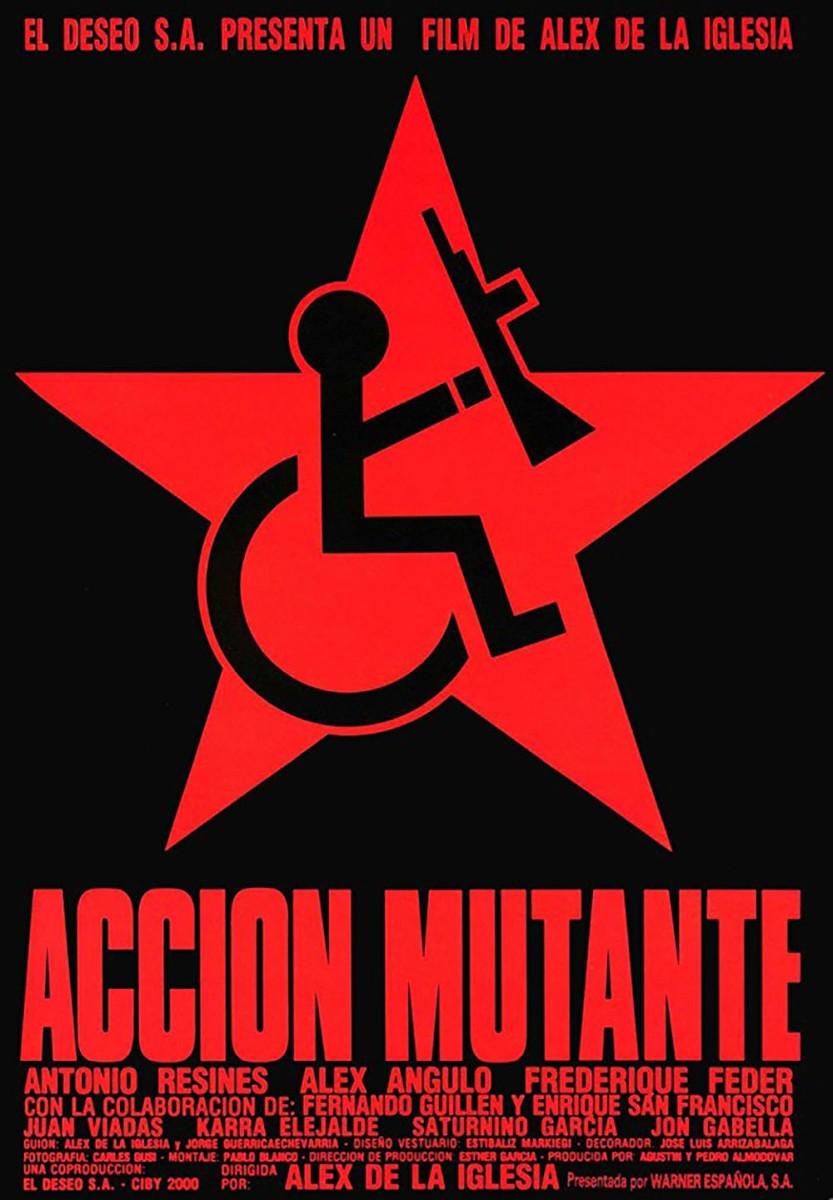 1993 Accion Mutante Cartel-000