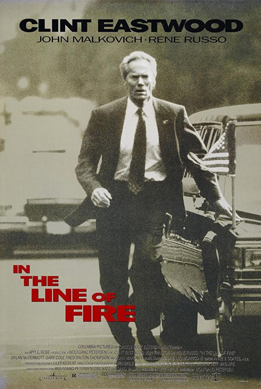 1993 en la linea de fuego cartel-000