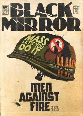 Black Mirror por Butcher Billy-007
