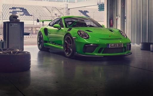 Porsche 911 GT3 RS-000