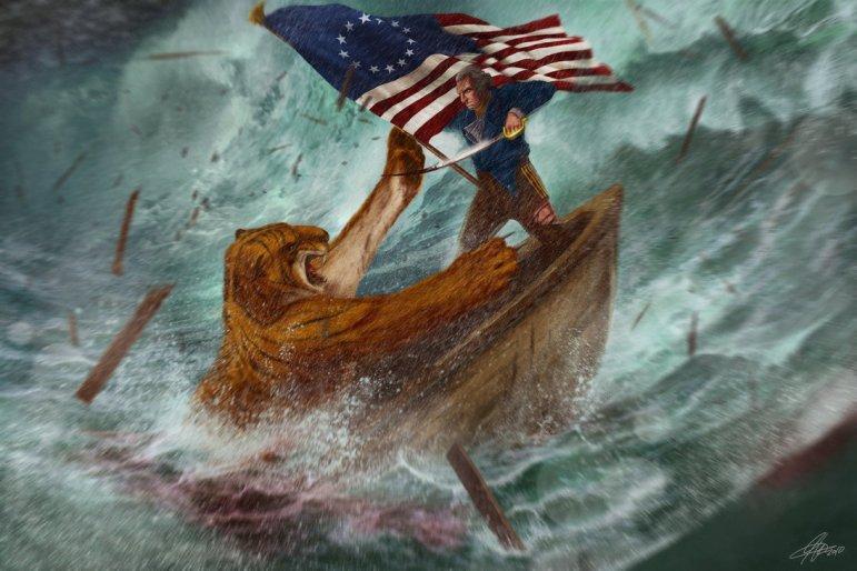 Washington vs tiger