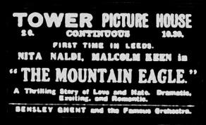 1926 el aguila de la montaña