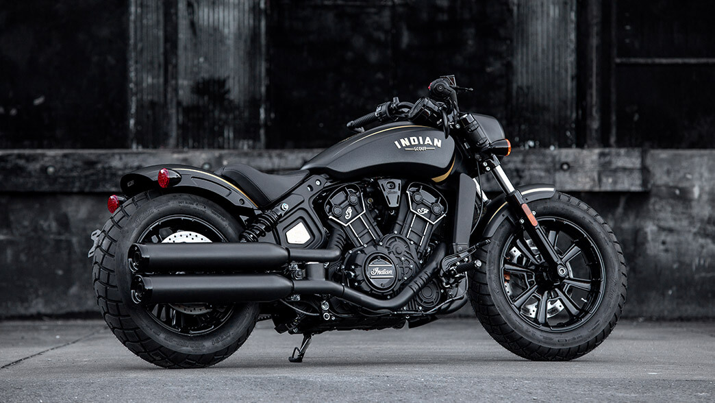 Bomberos, Hachas y Whiskey de Tennessee: la Indian Scout ...