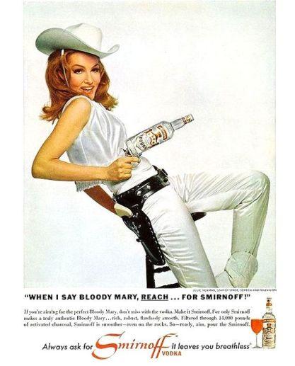 1966 Julie Newmar Smirnoff-001