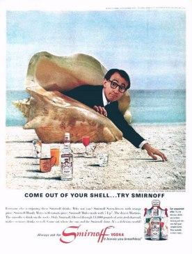 1966 Woody Allen Smirnoff 3