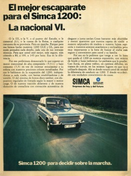 Chrysler Simca 1200