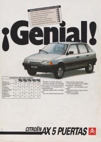 Citroën AX 5 puertas