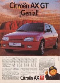 Citroën AX GT