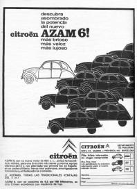 Citroën Azam 6