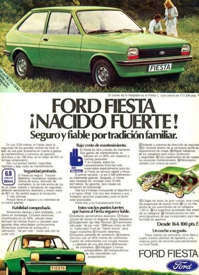 Ford Fiesta 1976
