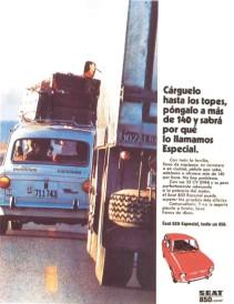 Seat 850 1973