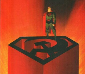 Superman Rojo-000