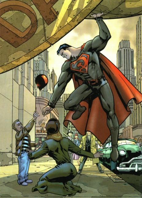 Superman Rojo-002