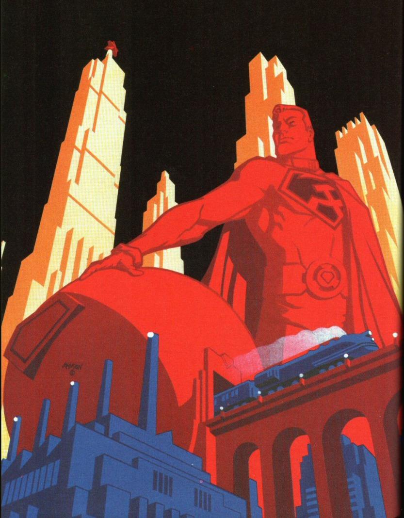 Superman Rojo-005