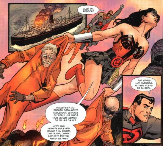 Superman Rojo-009