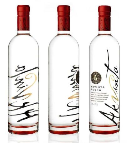Packaging Vodka-007
